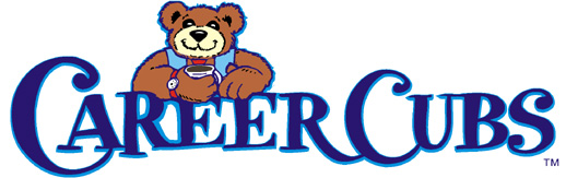 Career Cubs logo for character/giftware series