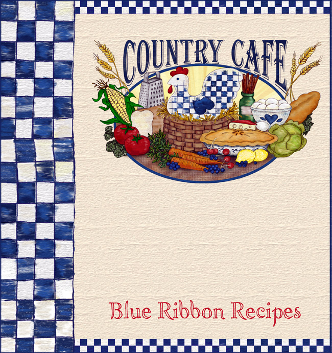 Country Cafe Recipe Book