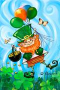 Leprechaun in Flight