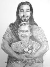 Jesus and a Grandmother